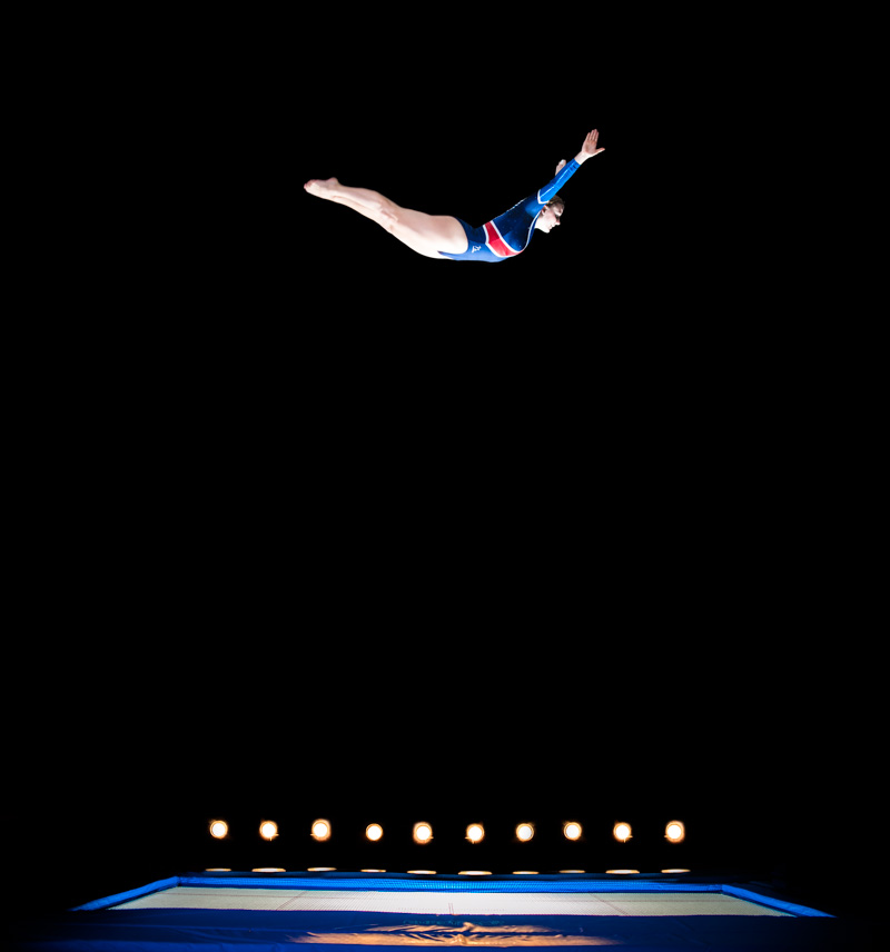 quayside trampolining photography