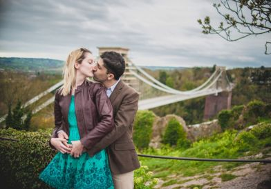 Clifton Engagement Photography
