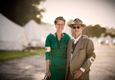 The Pop-Up Hotel Goodwood Revival Event Photography